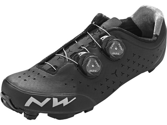 Northwave Rebel 2 Chaussures Homme, black